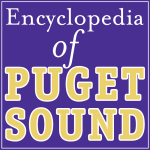 Encyclopedia of Puget Sound logo