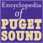 Encyclopedia of Puget Sound square logo