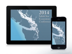 A new mobile app for the Salish Sea Ecosystem Conference