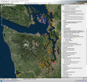 GIS data analysis and publishing