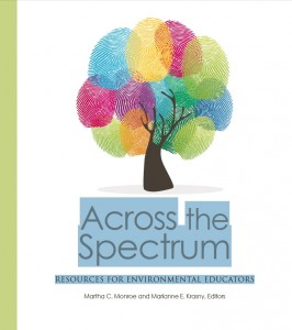 Cover: Across the Spectrum: Resources for Environmental Educators