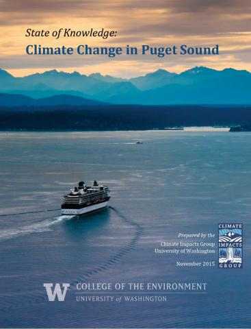 Puget Sound Synthesis: Climate Impacts and Adaptation from the Mountains to the Sound