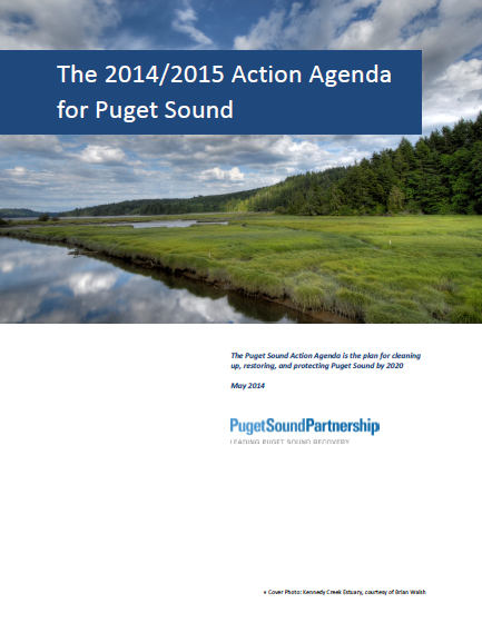 2014/2015 Action Agenda for Puget Sound