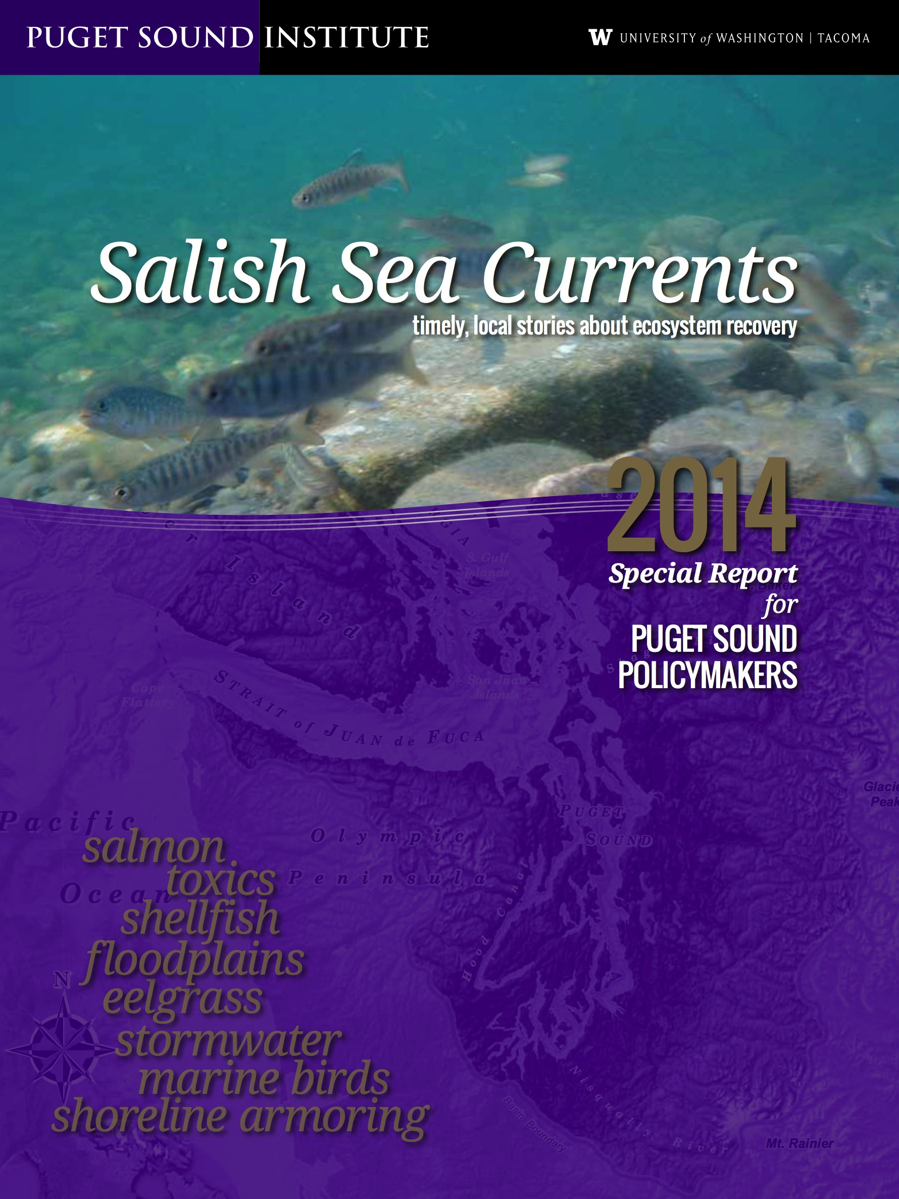 Salish Sea Currents magazine