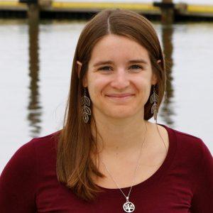 Photographic portrait of Caitlin Magel