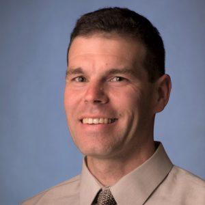 Photographic portrait of Dwaine Trummert